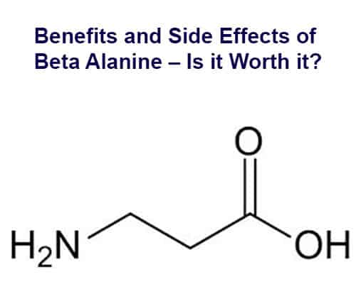 Benefits and Side Effects of Beta Alanine _Is it Worth it