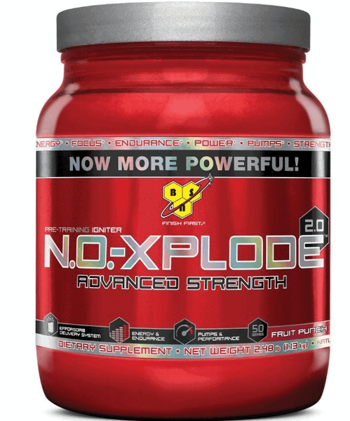 Negative Side Effects of NO Xplode - Reasons to Avoid NO Xplode