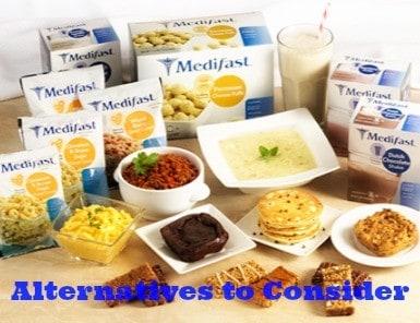 Alternatives to Medifast – The Top 3 Medifast Diet Alternatives