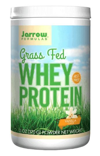 jarrow formulas grass fed whey