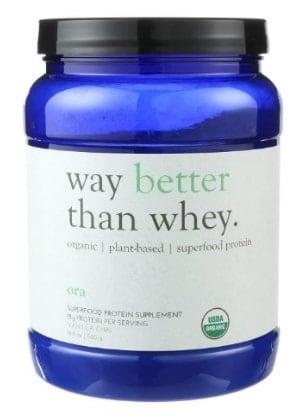 ora organic protein powder reviews