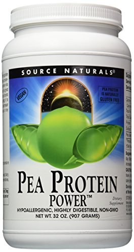 The Full, Unbiased Naked Pea Protein Isolate Review - Alt