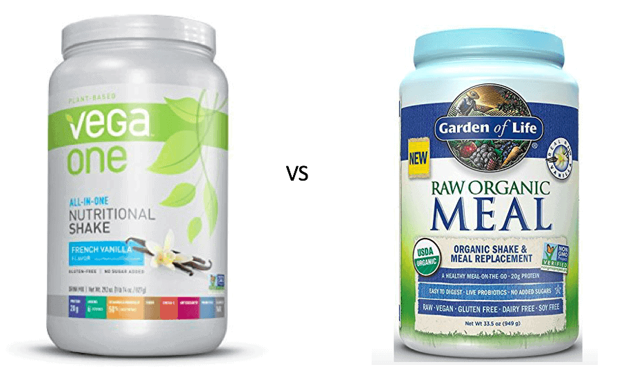 An Epic Showdown Vega One Vs Garden Of Life Alt Protein
