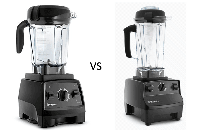 The Sure Fire Blender Challenge: The Vitamix 5200 vs 7500