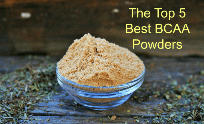 The Top 5 Best BCAA Powders