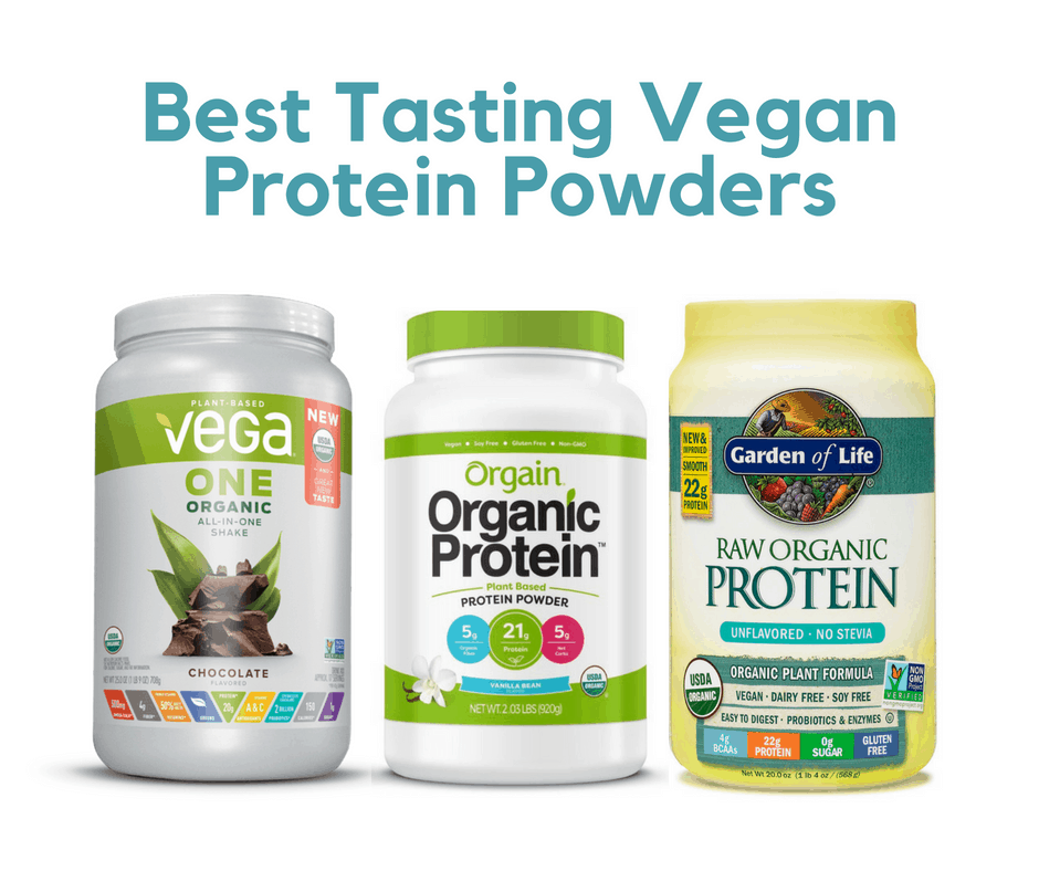 7 Best Tasting Vegan Protein Powders for 2019: Don't Compromise Taste or Nutrition!
