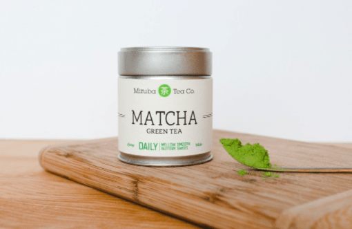 Mizuba Tea Company Daily Matcha Powder