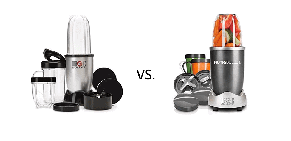 Magic Bullet vs Nutribullet: Don't Buy One of These!