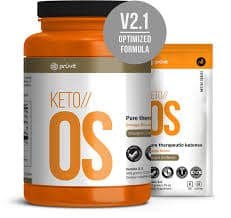 Pruvit Keto OS Supplement