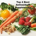 Top 4 Best Antioxidant Supplements