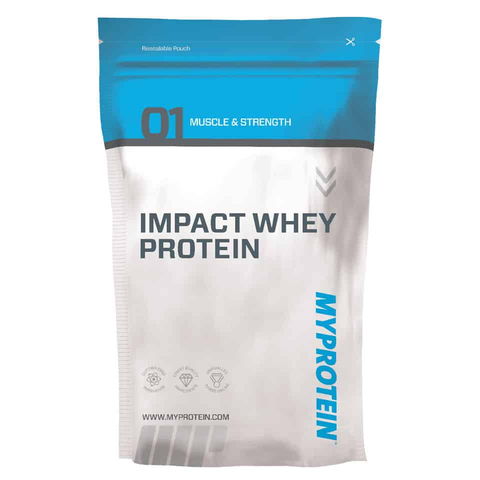 The Ultimate MyProtein Impact Whey Review [2019 Updates]