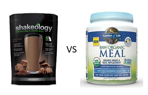 Head to Head: Shakeology vs Garden of Life Raw Meal in 2019