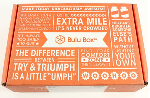 Bulu Box - Extra Mile