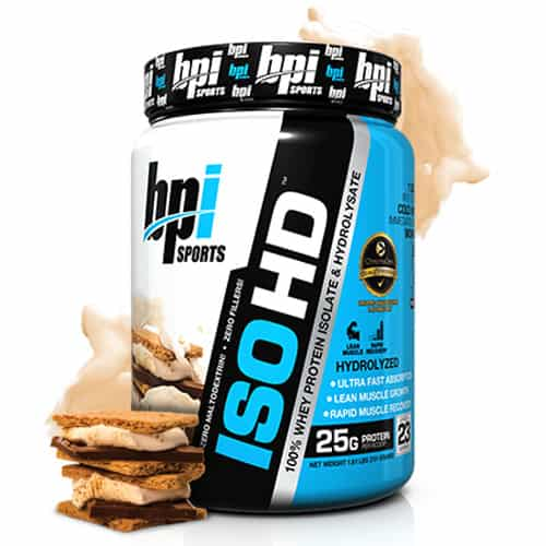 BPI's ISO HD Whey Protein: Is This My New Favourite?
