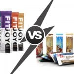 Fitjoy vs Quest Nutrition Bars - Which Should You Buy?