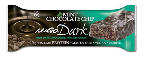 A Review of NuGo Bars: Tasty and Good for You?