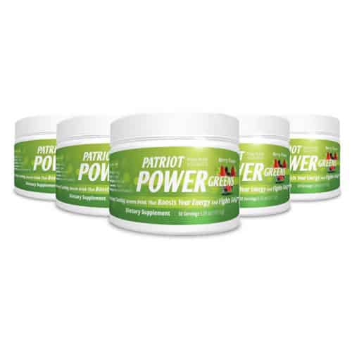 Patriot Power Greens Overview