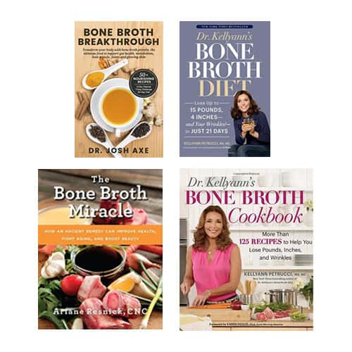 4 Best Bone Broth Diet Books for 2019 Worth Reading