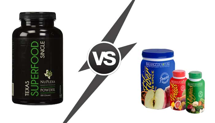 Texas Superfood vs Balance of Nature [Oct 2019]
