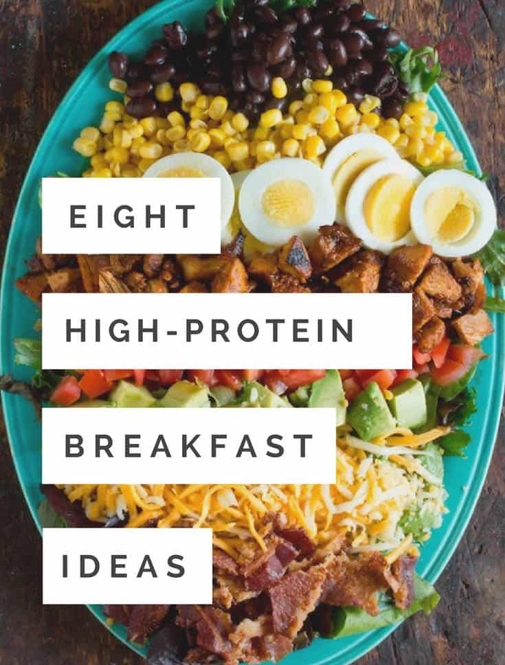 Top 8 Best High Protein Breakfast Ideas to Get You Going