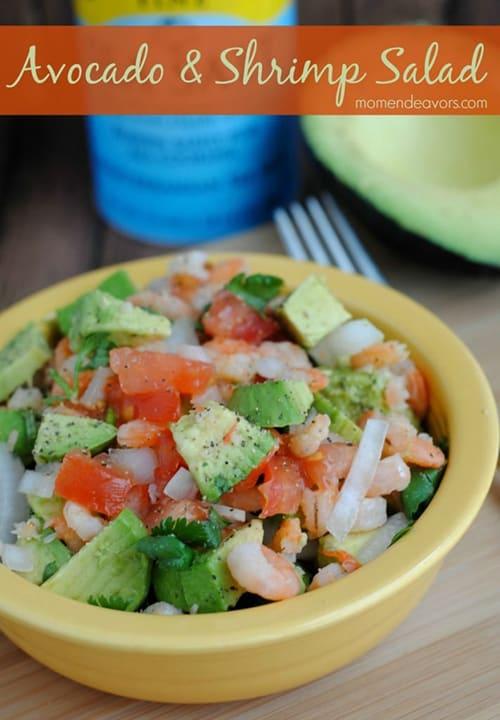 Avocado-Shrimp-Salad