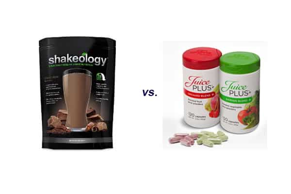 Juice Plus vs. Shakeology – An Unbiased Comparative Review
