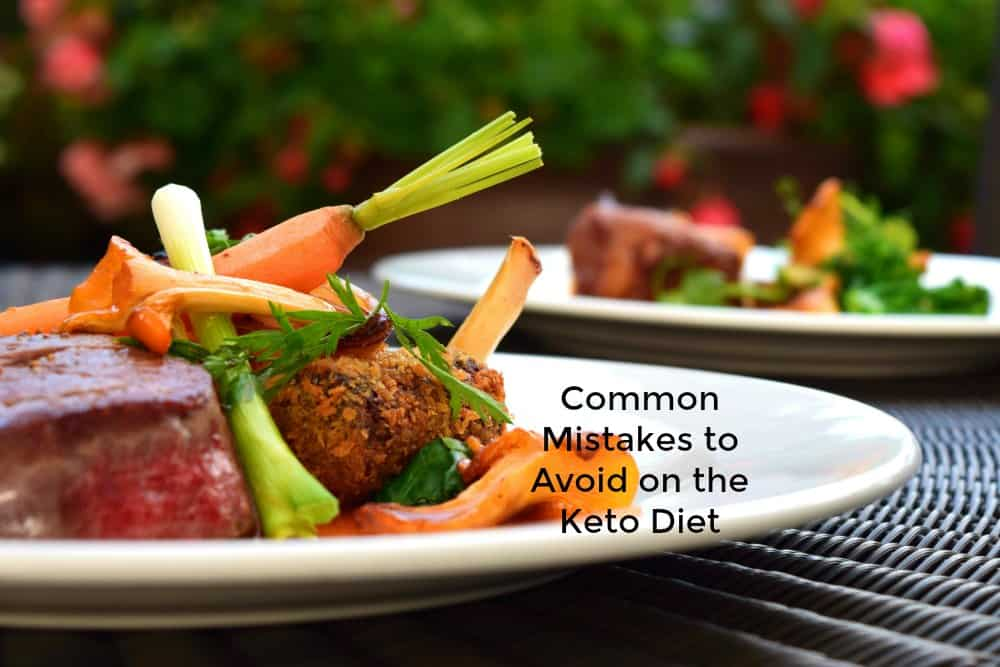 Common Mistakes to Avoid on the Keto Diet That Will Keep the Weight Loss Coming