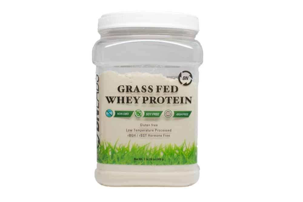BN Labs Grass Fed Whey Protein Powder Review