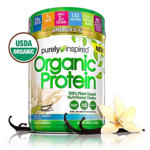 Purely Inspired Organic Protein Review – All You Need to Know About It