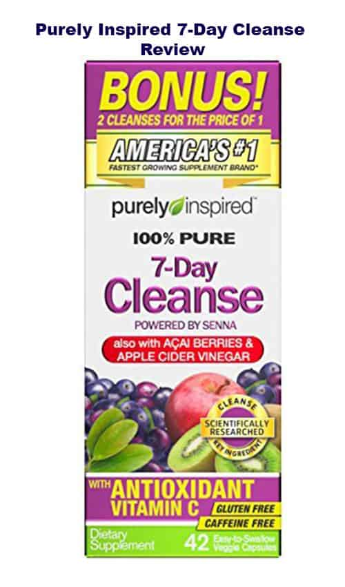 Purely Inspired 7-Day Cleanse Review: Does it Work?