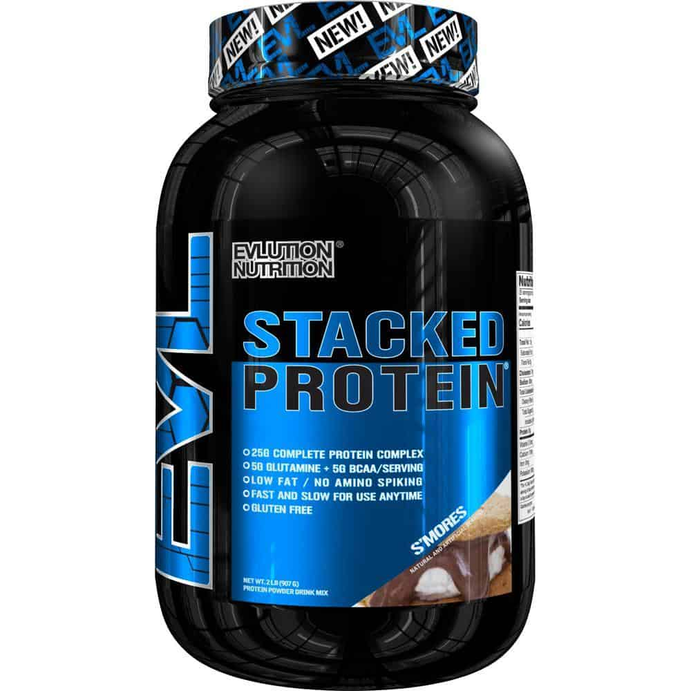 The Evlution Nutrition Stacked Protein Review - Is It Right For You?