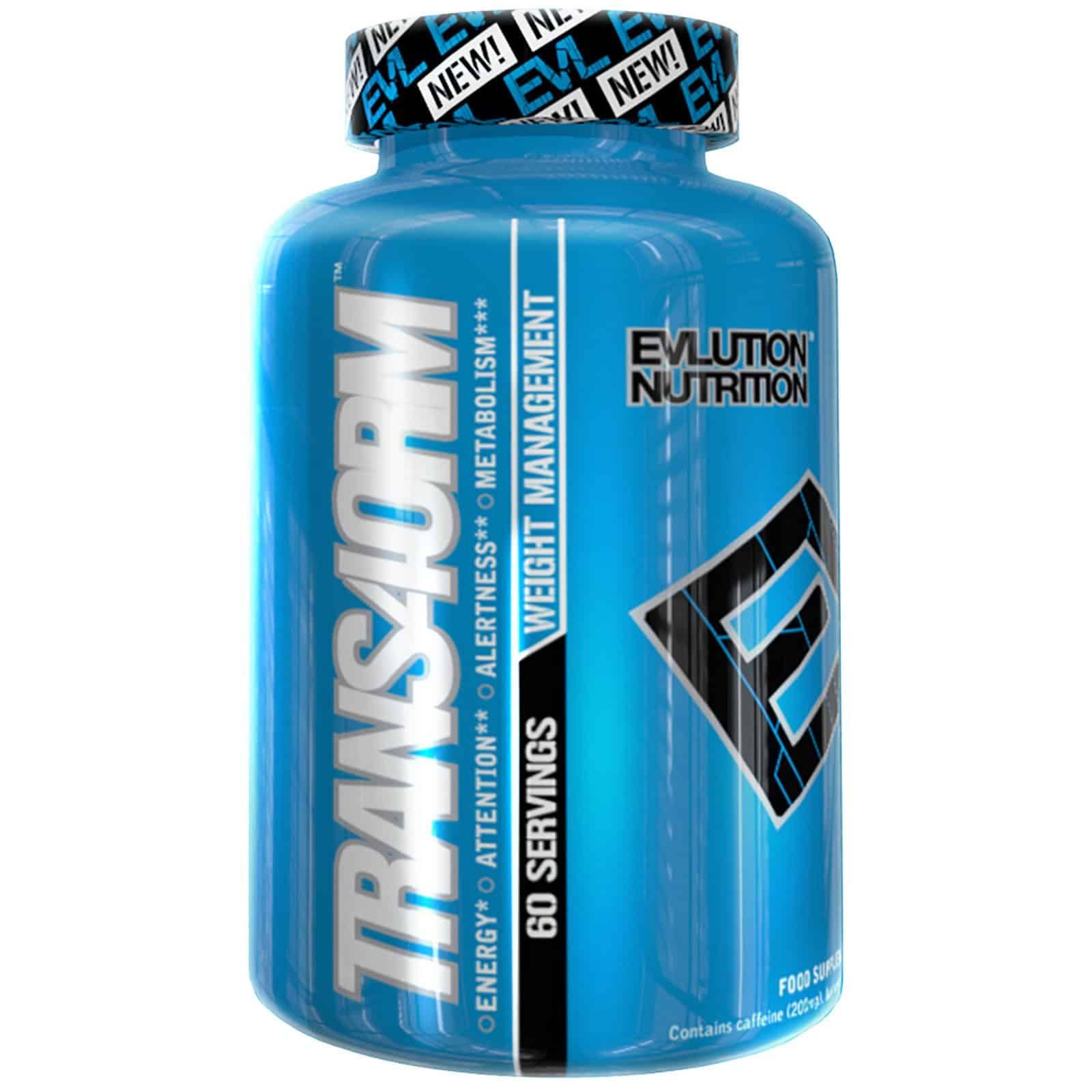 The EVLution Nutrition Trans4orm Review - Will You Love It?