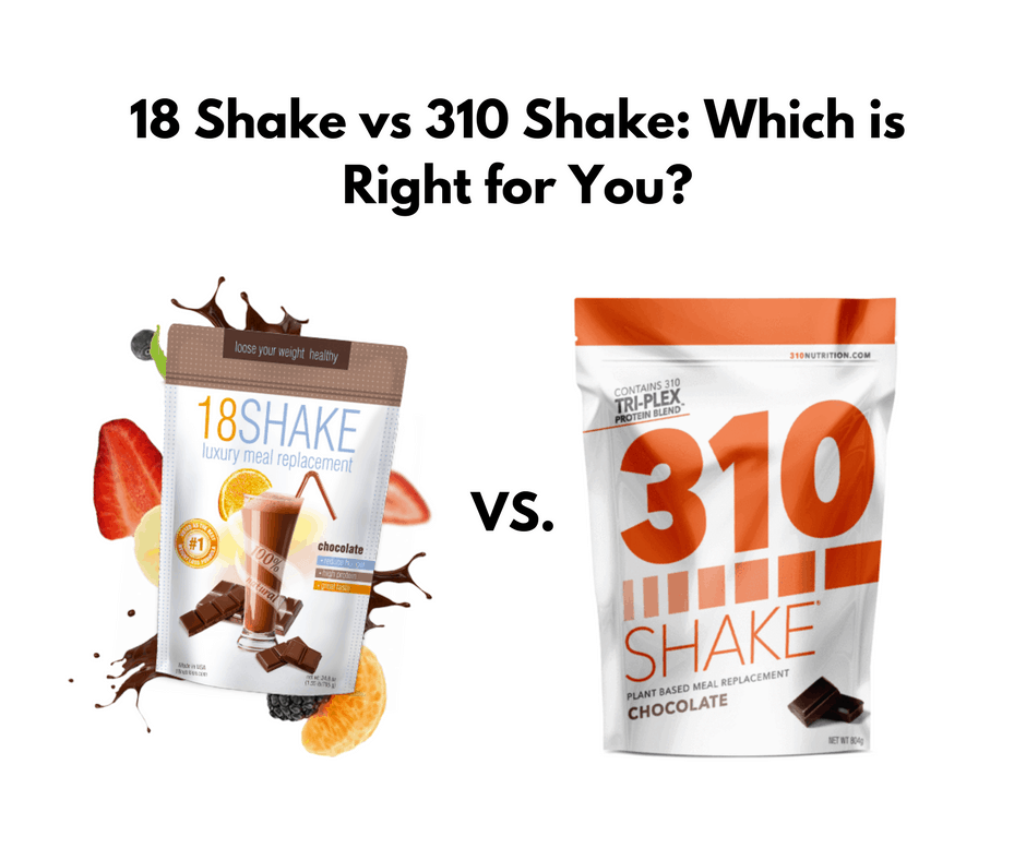 18 Shake vs 310 Shake (2019 UPDATE): Which is Right for You?