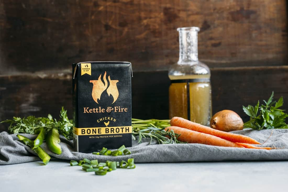 Kettle and Fire Bone Broth Review - The Ultimate Bone Broth for 2019?