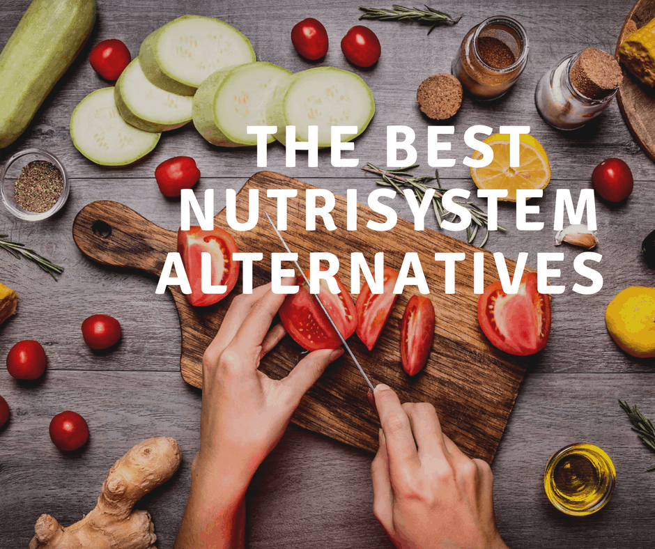 5 Best Nutrisystem Alternatives [May 2019 Update]