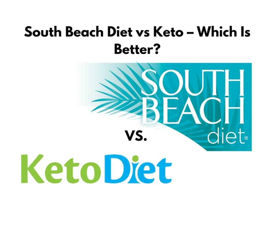 what's the difference between keto and south beach diet