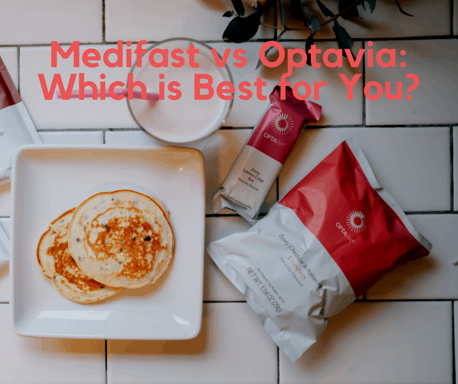 Medifast vs Optavia in 2019: Which is