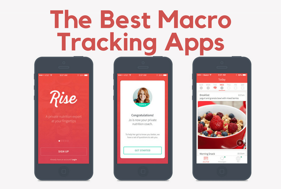 The Best Macro Tracking Apps to Keep You on Track