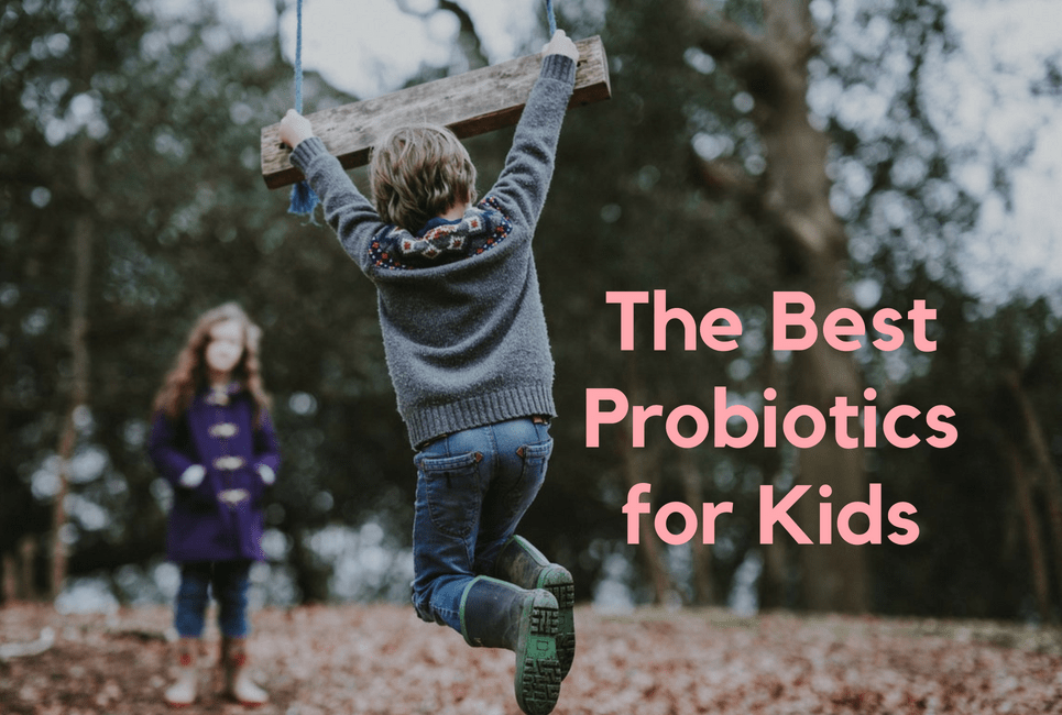 The Best Probiotics for Kids You Can Feel Good About