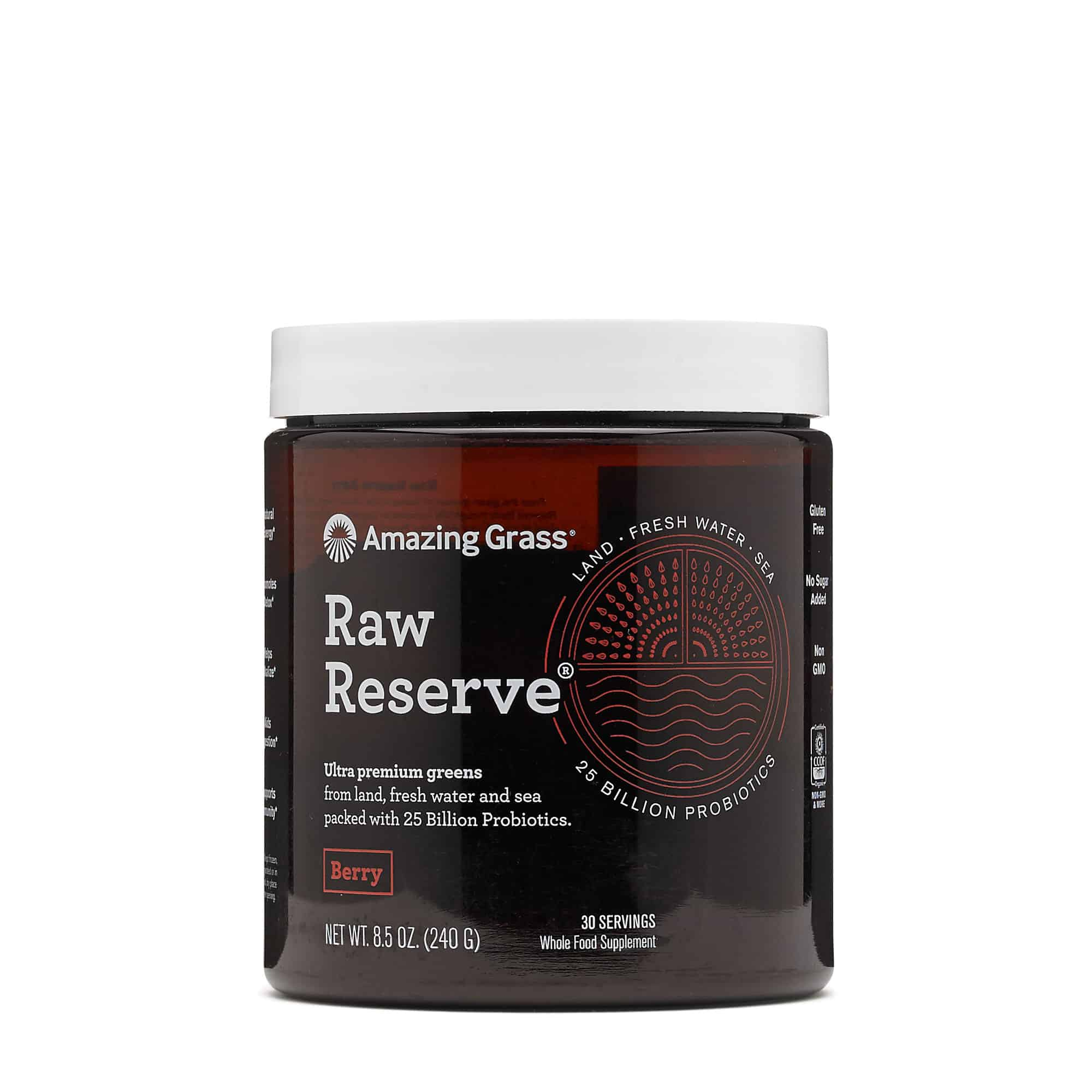 The Amazing Grass Raw Reserve Review 2019