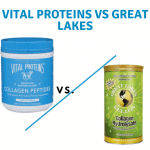 Vital Proteins vs Great Lakes: The Great Collagen Showdown