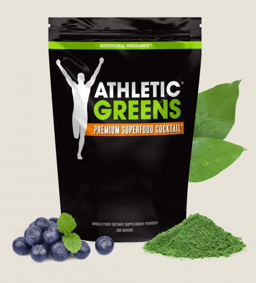 Athletic Greens (Texas Superfood vs Balance of Nature)