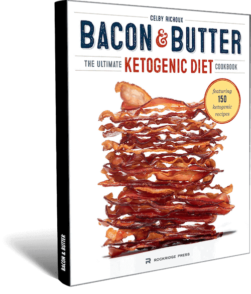 Get My Favorite Keto Cookbook!