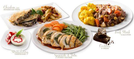 bistro md meals