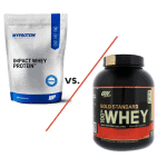 MyProtein vs Optimum Nutrition | Supplement Brands Compared