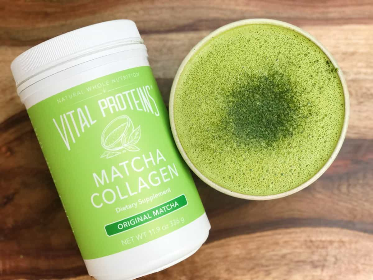 Vital Proteins Matcha Collagen Review: Why You Need This