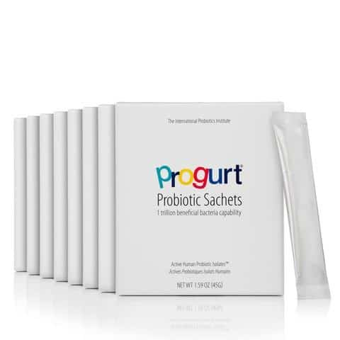 what are probiotics made from