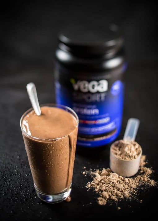vega sport performance protein before workout