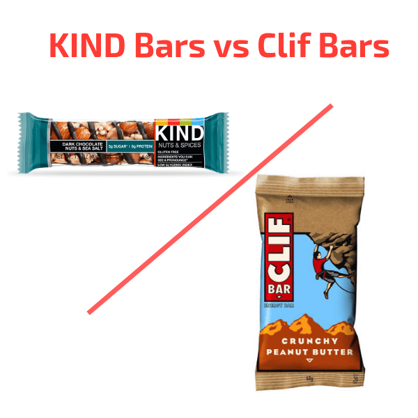 KIND Bars vs Clif Bars - Which Nutritional Bar is Better?
