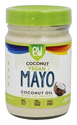 vegan coconut mayo